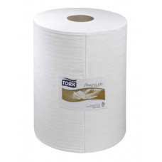Материал нетканый Tork Premium 530137 универсальный 1 слой 32х38 см 280 листов