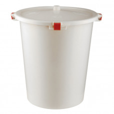 Бак для медицинских отходов КМ-проект класс Б 35 л белый