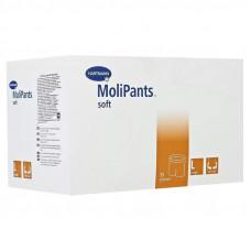 Штанишки MoliPants Soft удлиненные эластичные  для фиксации прокладок L 25 шт 9477922