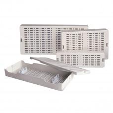 Лоток для микрохирургических инструментов 380х250х30 мм 2 шт