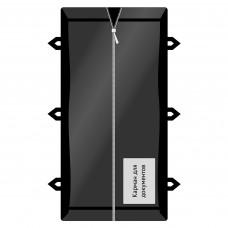 Мешок патологоанатомический на молнии 3 пары ручек 220х90 см плотность 65 ламинация