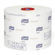 Туалетная бумага Tork мягкая 127520 2 слоя 9,9 см 90 м 27 шт