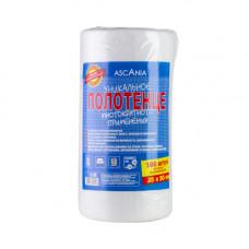 Полотенца Askania безворсовые многоразовые 25х30 см 100 листов 12 шт