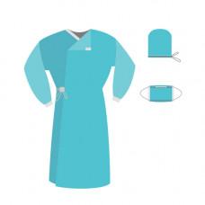 Комплект одежды хирургической КХ-04 стерильный 24 шт