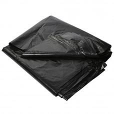 Мешки для мусора 30 мкр 90 л черные