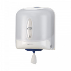 Диспенсер для полотенец Tork Reflex 473190 белый