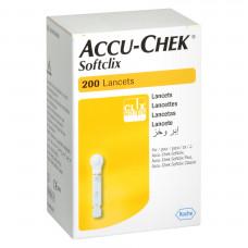 Ланцеты Accu-Chek Softclix 200 шт