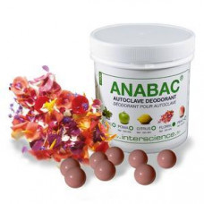 Капсула дезодорирующая Anabac Цветочный 100 шт
