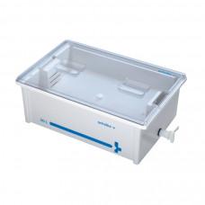 Ванна для стерилизации Schülke 144610 30 л прозрачная крышка и кран для слива