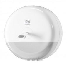 Диспенсер для туалетной бумаги в мини-рулонах Tork SmartOne 681000 белый
