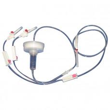 Устройство для переливания крови ПК-23-01 стерильное полимер 80 шт