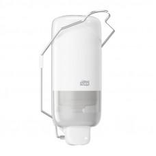 Диспенсер для жидкого мыла с локтевым приводом Tork 560100 1 л белый