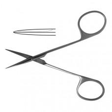 Ножницы глазные тупоконечные ТБ-Н-42-1 прямые 113 мм