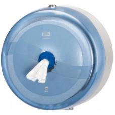 Диспенсер для туалетной бумаги в рулонах Tork SmartOne 472024-00 синий