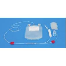 Контейнер для крови Гемасин 500 однокамерный полимерный 45 шт