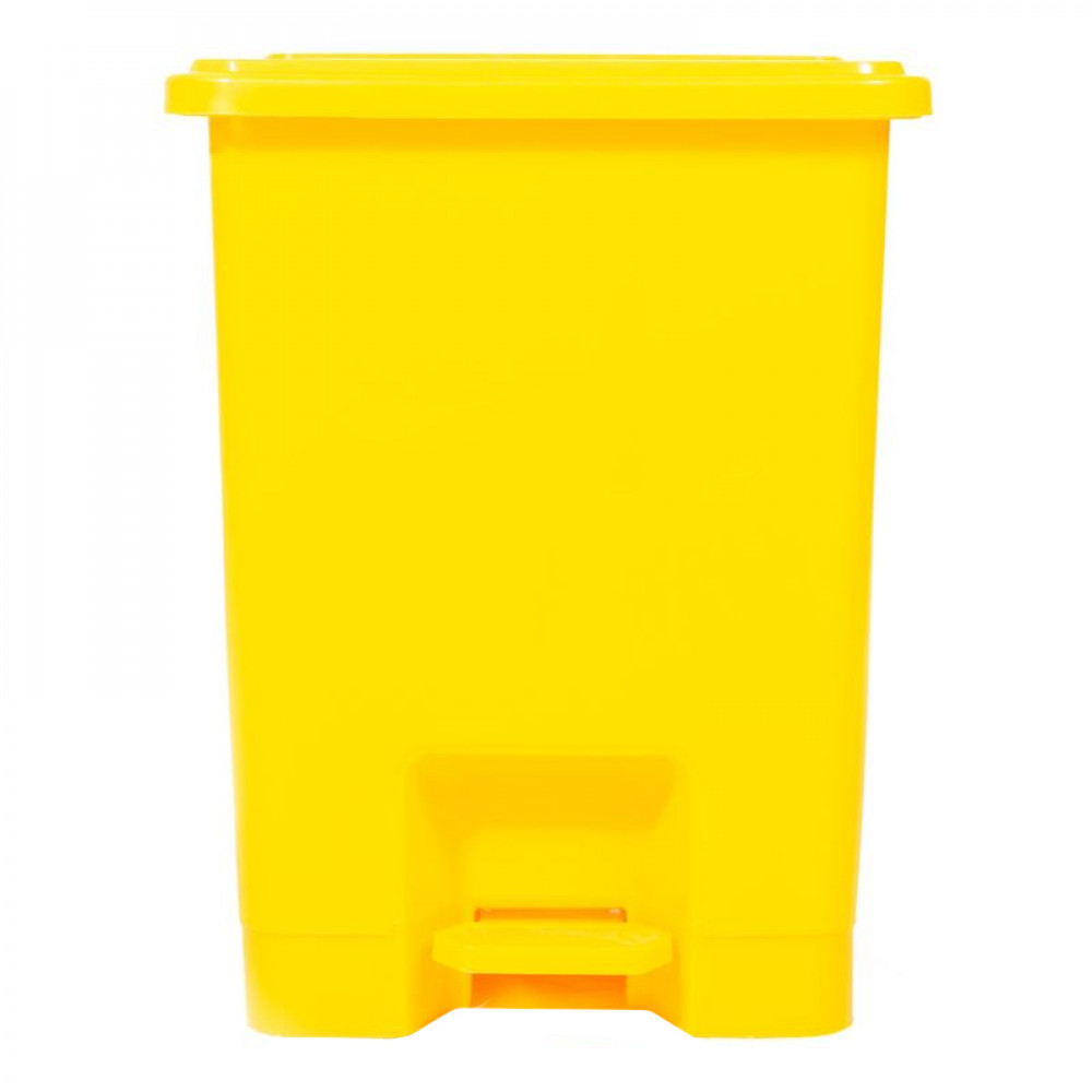 Бак для медицинских отходов Инновация класс Б 15 л желтый