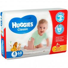 Подгузники Huggies Classic SoftDry 7-18 кг 68 шт