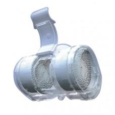 Термовент Т2 дыхательный для трахеостомической трубки - искусственный нос с портами для О2 и санации