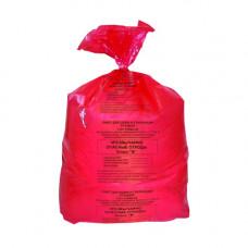 Мешки для медицинских отходов класс В 300х600 мм