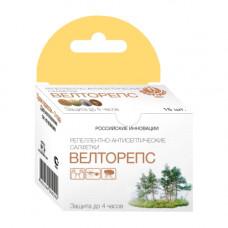 Велторепс репеллент салфетки 15 шт