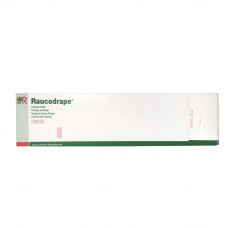 Пленка хирургическая инцизная Lohmann&Rauscher Raucodrape 40х35 см 10 шт