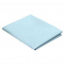Простыня нестерильная 17 г/м 70х200 см голубая 50 шт