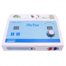 Аппарат электротерапевтический гальванизация и электрофорез Поток-1