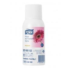 Освежитель воздуха Tork Premium 236052 аэрозольный Цветочный 75 мл 12 шт