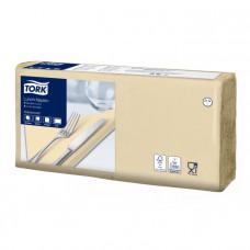 Салфетки Tork Advanced 477206 2 слоя 33х33 см 200 листов кремовые 10 шт