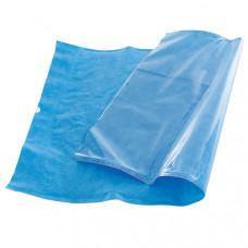 Пакет упаковочный нетканный материал и пленка BOM 480х750 мм 100 шт