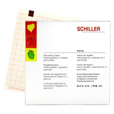 Бумага для ЭКГ Schiller 210 мм 50 м 178 листов