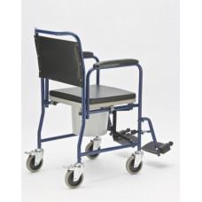 Кресло-коляска с санитарным оснащением для инвалидов H009B+
