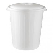 Бак для медицинских отходов КМ-проект класс А 65 л белый