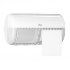 Диспенсер для туалетной бумаги в стандартных рулонах Tork 557000 белый