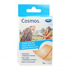Пластырь Cosmos water resistant 6х10 см 5 шт