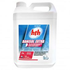 Средства для очистки поверхности hth Очиститель минеральных налетов для бассейнов 5 л