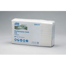 Материал нетканый Tork Premium 530137 универсальный 1 слой 38х64,2 см 60 листов 5 шт