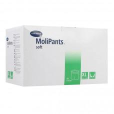 Штанишки MoliPants Soft удлиненные эластичные  для фиксации прокладок XL 25 шт 9477932