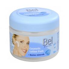 Диски влажные косметические BEL Premium с Морскими минералами 30 шт