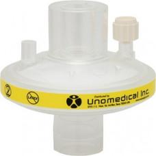 Фильтр бактериально-вирусный с тепловлагообменником Unomedical 764ММ
