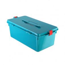 Емкость-контейнер КМ-Проект Safe Dez БМ-01 бирюзовый 7,5 л