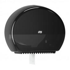 Диспенсер для туалетной бумаги в мини-рулонах Tork 555008 черный