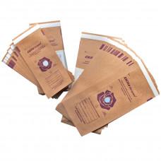 Пакеты из крафт-бумаги DGM Steriguard  200х330 (100шт/уп)