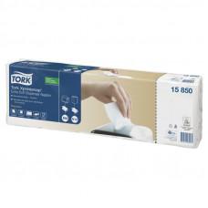 Салфетки Tork Premium 15850 для диспенсера ультрамягкие 2 слоя 16,5х21,6 см 200 листов 40 шт