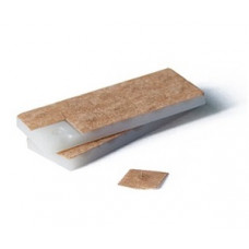 Иглы акупунктурные на пластыре микро 0,2х1,5 мм 100 шт
