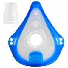 Маска для взрослых пластмассовая многоразовая PARI