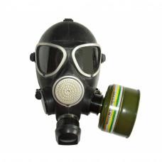 Противогаз гражданский фильтрующий УЗС ВК с фильтром ВК 320 маска МГУ размер 3