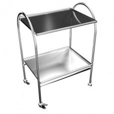 Стол инструментальный СИ-2-01 стекло