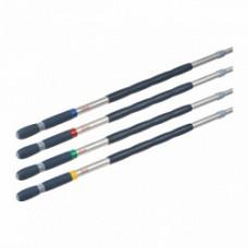 Ручка для швабры телескопическая ХайСпид VEL-119967 100-180 см
