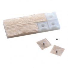 Шарики магнитные для Цубо-терапии посеребренные 2 мм 100 шт